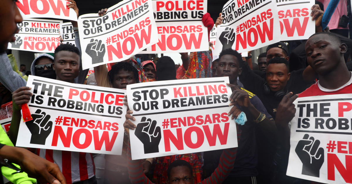 Global activists slam Nigeria for crackdown on protesters
