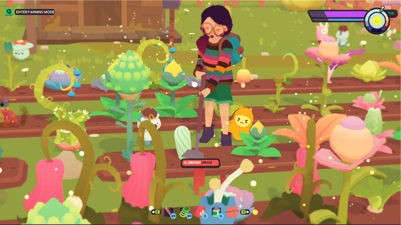 The Ooblets Winter Update Is Here