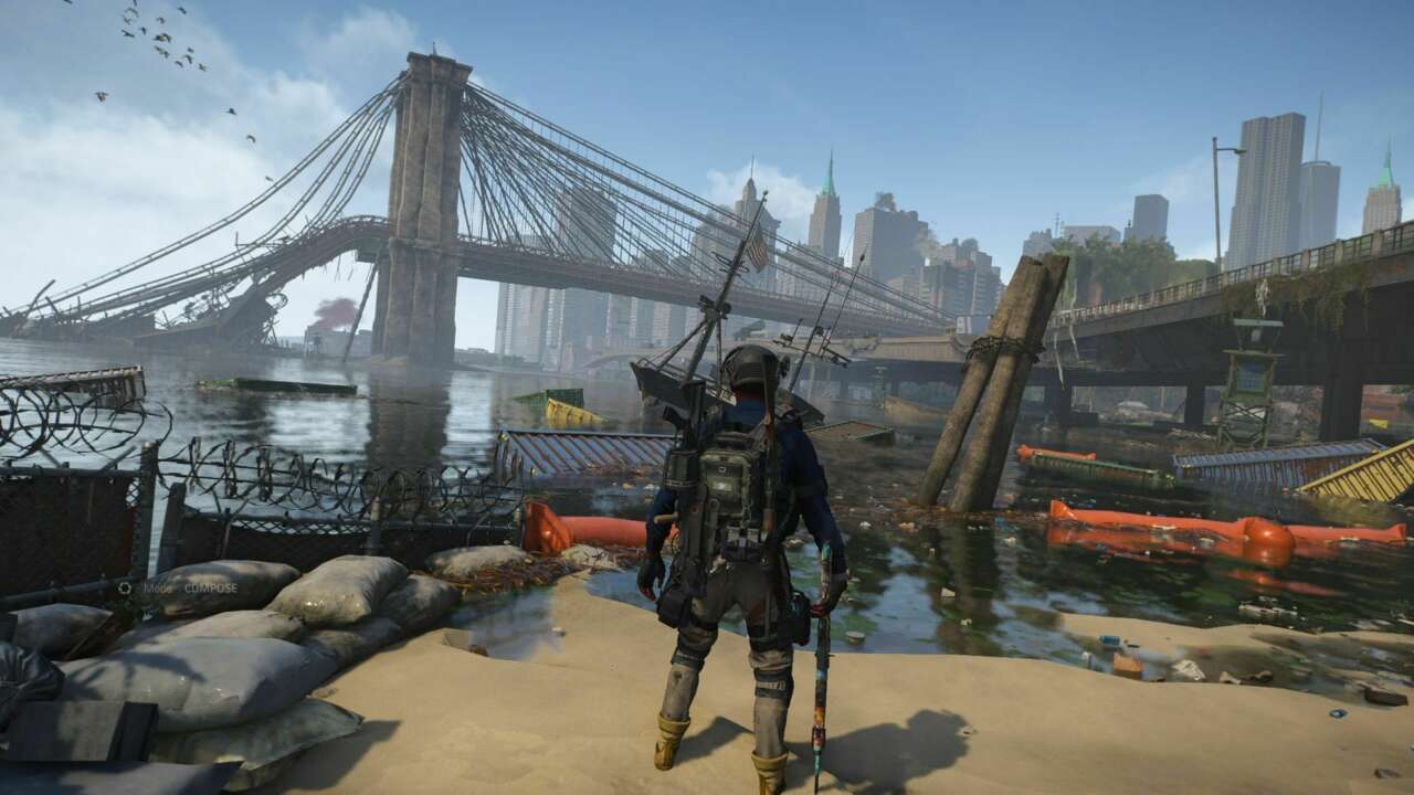 The Division 2 Update 12 Goes Live Tuesday, Patch Notes Here