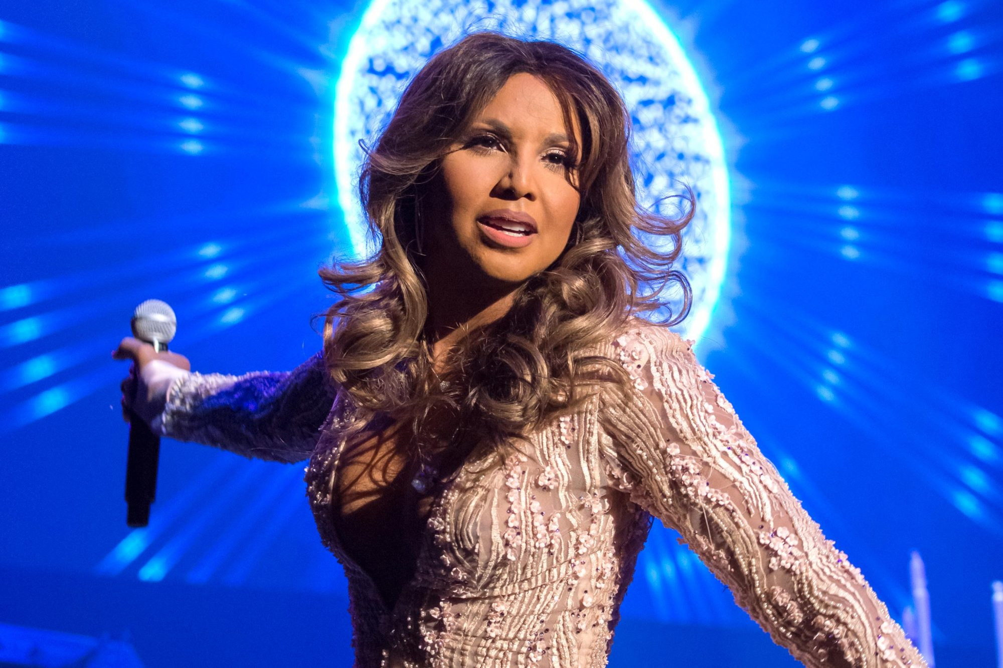 Toni Braxton Finally Drops The Cover Of Harper's Bazaar That She Graces – See Her Photo Here