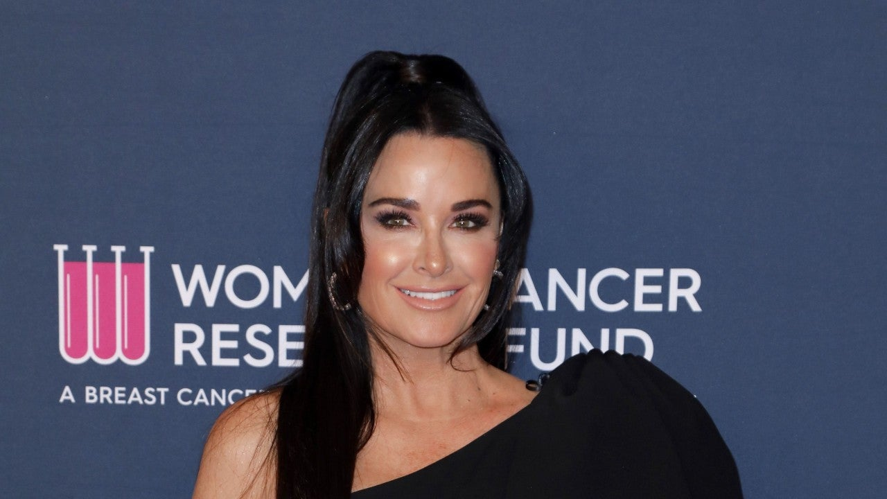 Kyle Richards Updates Fans After COVID-19 Diagnosis