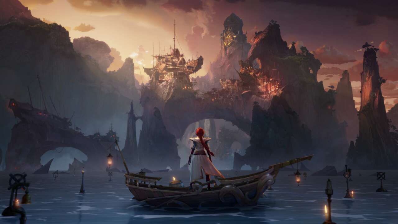 Ruined King: A League Of Legends Story Has Been Delayed, But A New Trailer Has Debuted