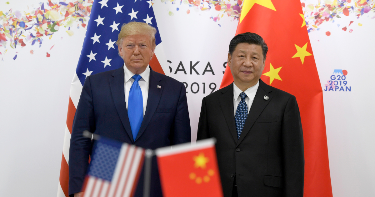 Trump spy chief says China biggest threat to freedom since WWII