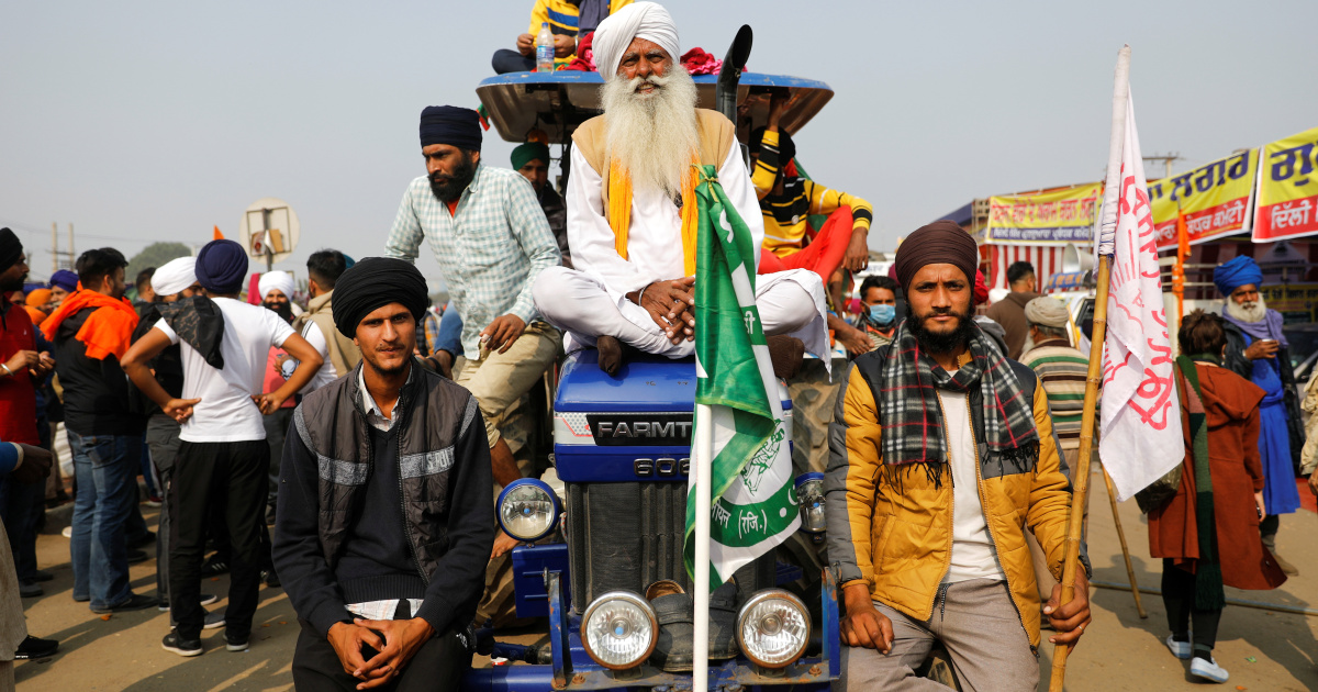 Indian farmers vow to intensify protests after talks fail again