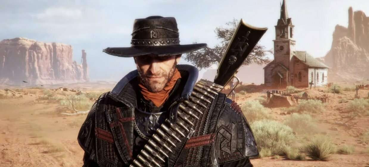 New PS5, Xbox Co-Op Game Evil West Revealed At The Game Awards