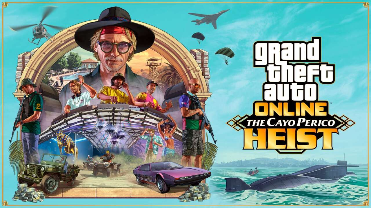 GTA 5 Online: The Cayo Perico Heist Is Live, And Here's Everything You Should Know