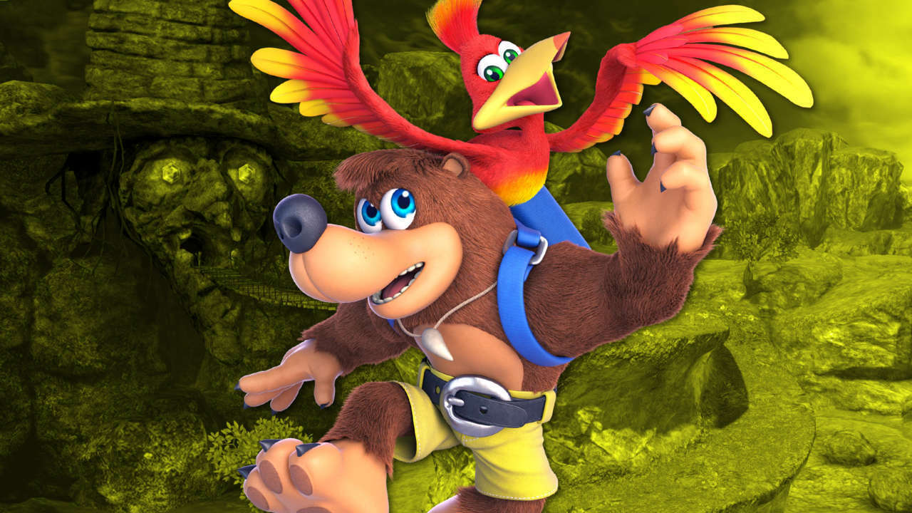 Super Smash Bros. Amiibo Figures For Banjo & Kazooie, Terry, And More Coming Next Year