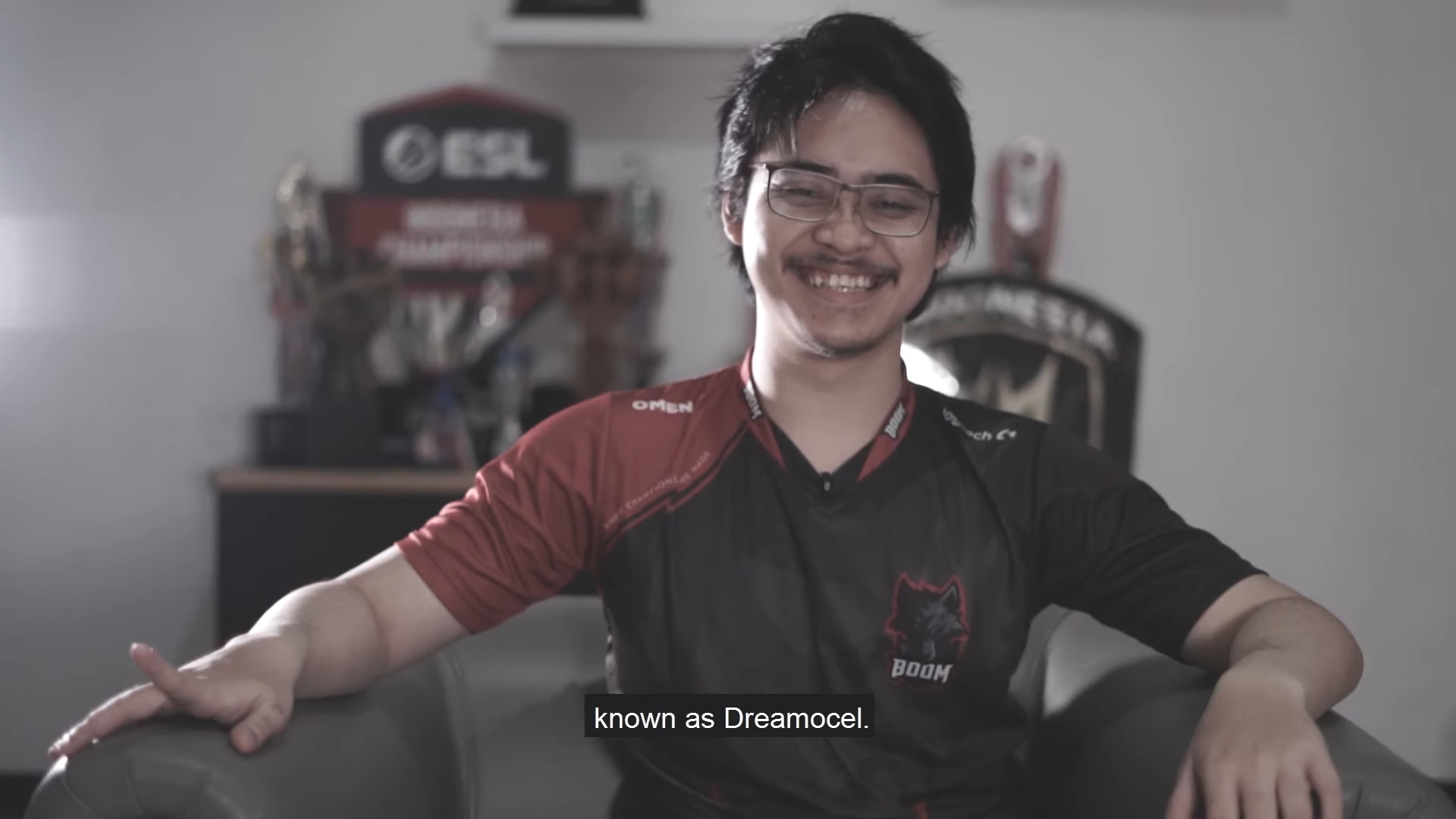 "Randy ""Dreamocel"" Sapoetra Bids Farewell To Boom Esports After Four Years"