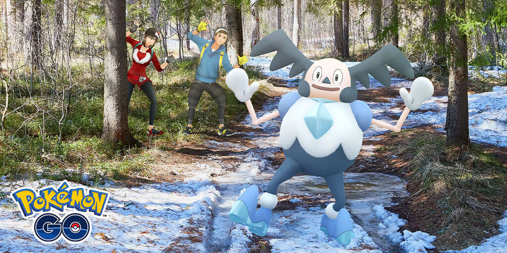 Pokemon Go Adding Galarian Mr. Mime In New Event Next Week