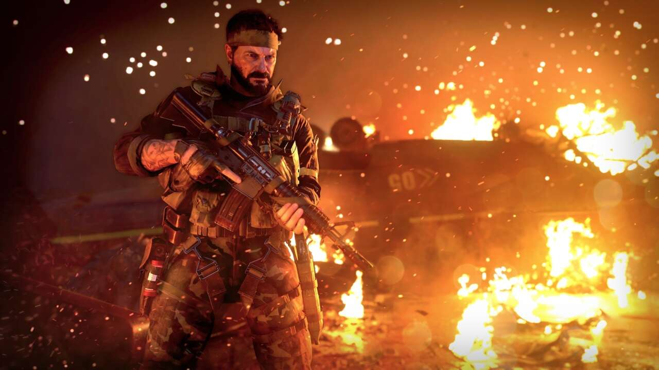 Call Of Duty: Warzone Rebirth Island Map Revealed In Game Awards Trailer