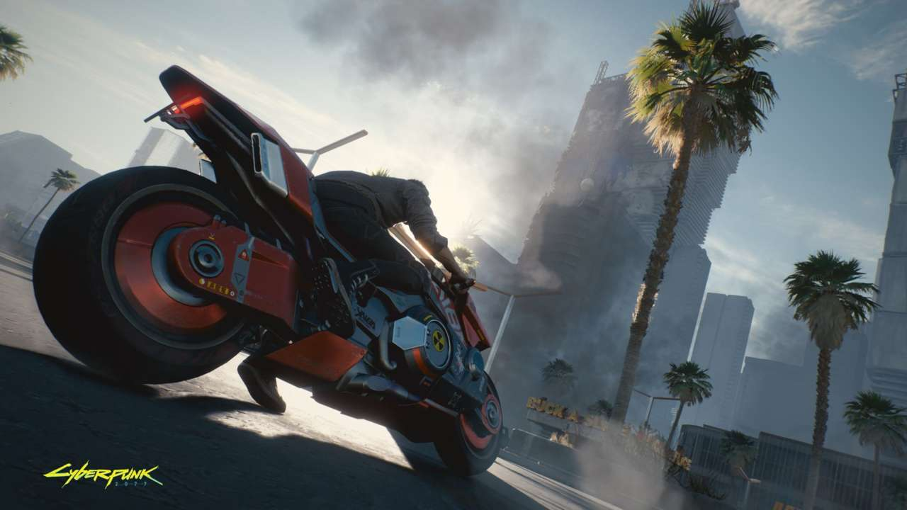 Steam Breaks Concurrent Player Record With Help From Cyberpunk 2077