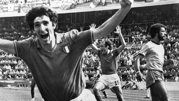 Italian hero of the 1982 World Cup Paolo Rossi dies aged 64