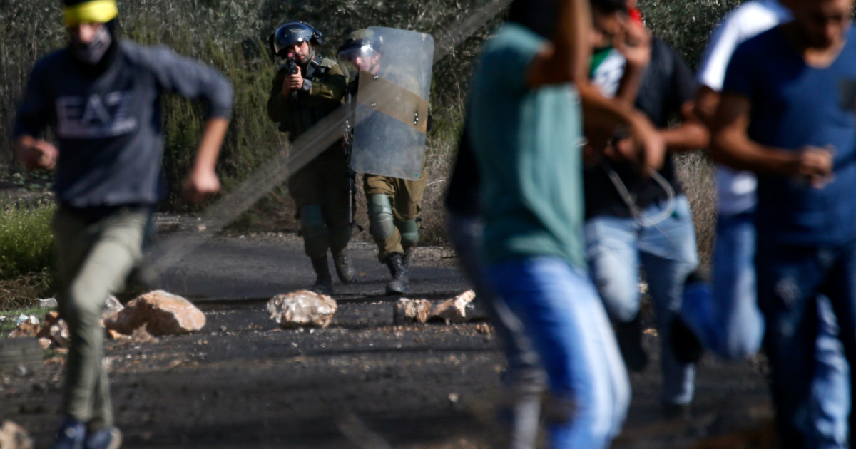 Palestinian teen killed by Israeli forces at protest: Officials