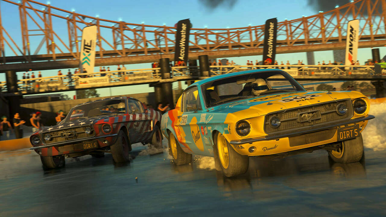 EA Reportedly In Talks To Buy Codemasters, Could Cut Out Take-Two