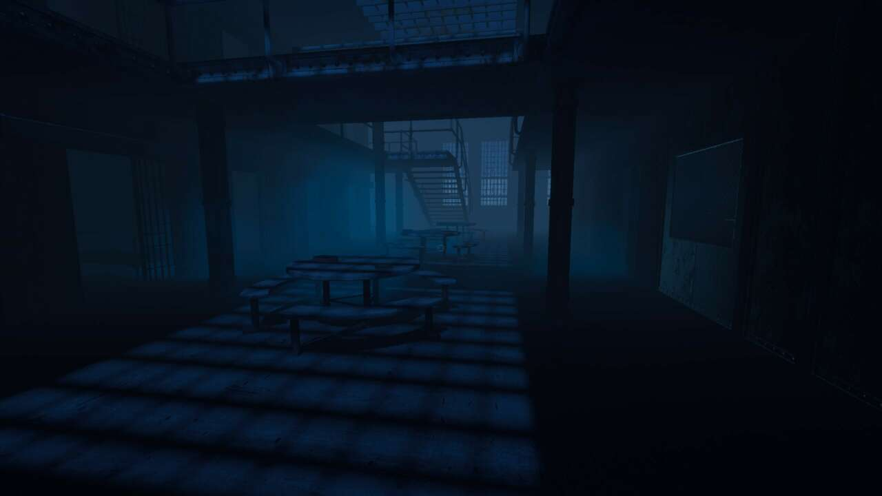 Phasmophobia's Prison Level Is Out Of Beta