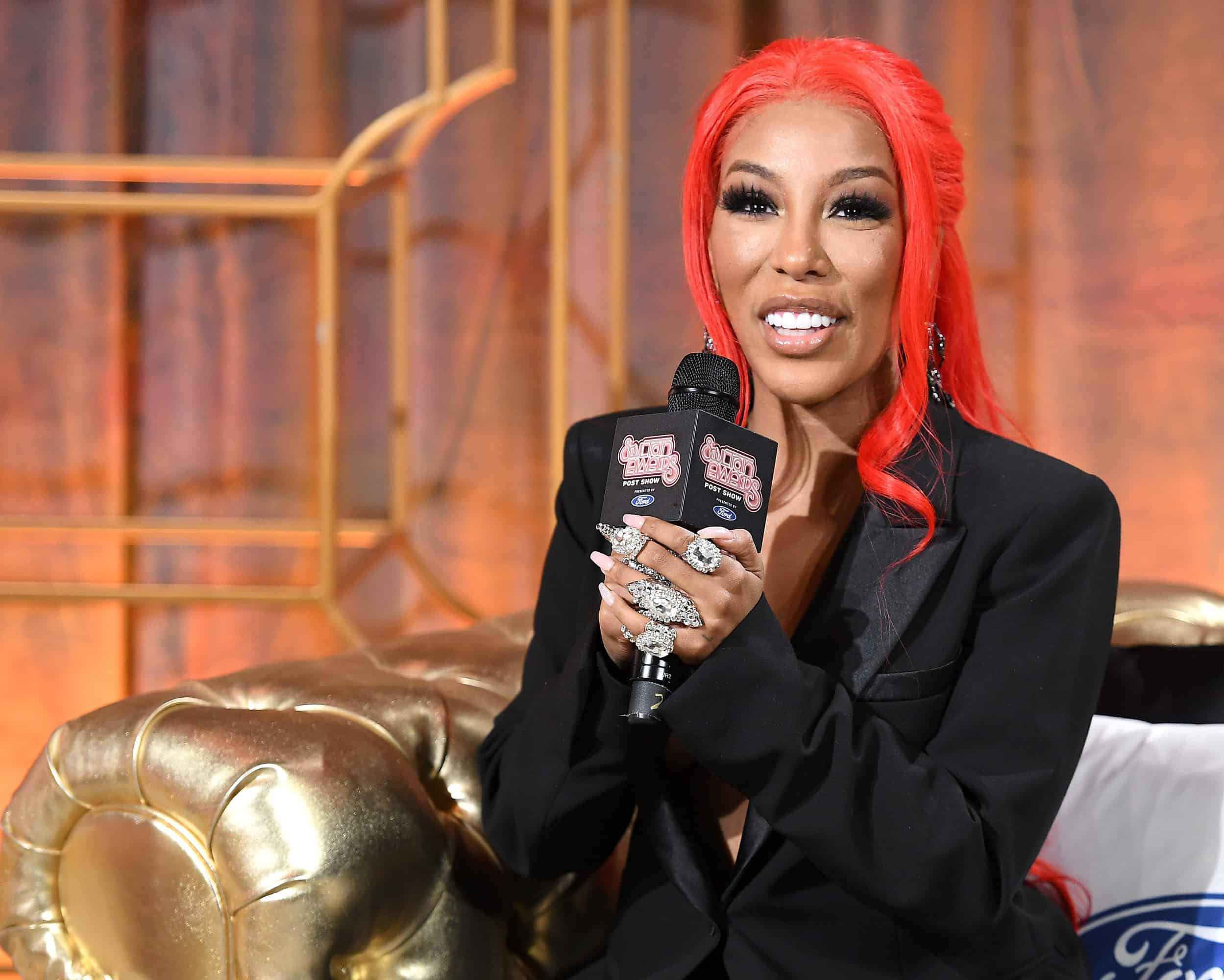 K. Michelle Addresses Some Controversial Comments About R. Kelly Being Her Mentor