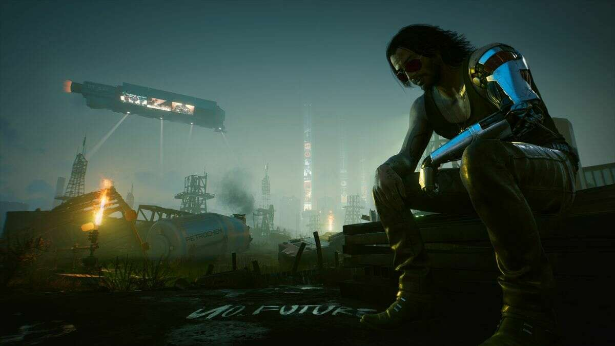 Cyberpunk 2077 Attracted Over 8 Million Preorders