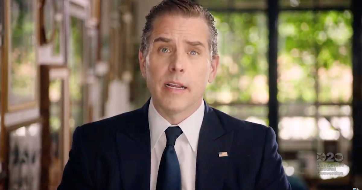 Hunter Biden says his 'tax affairs' are under investigation