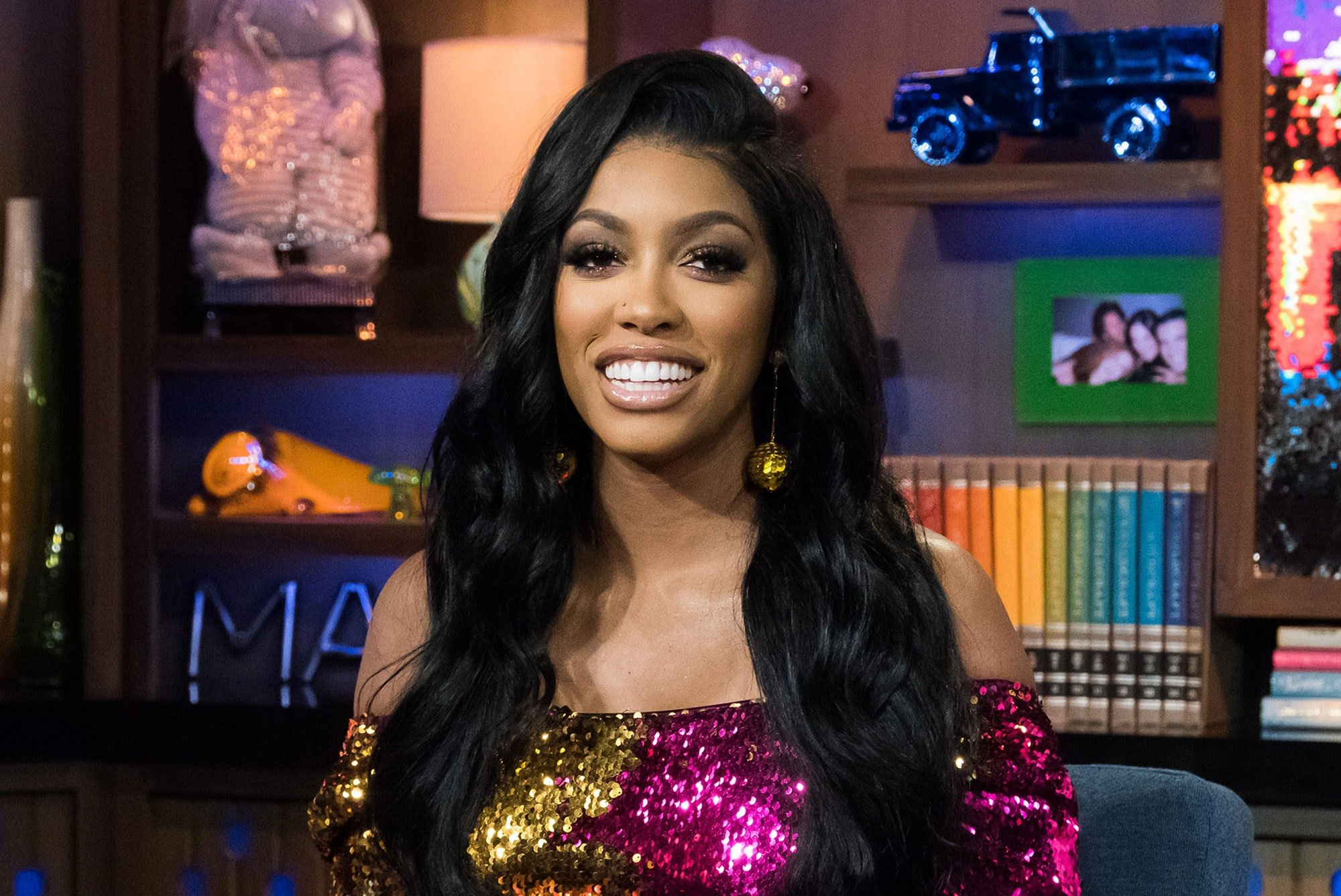 Porsha Williams' Fans Are Completely In Love With Her Line Of Sheets – See Her Video