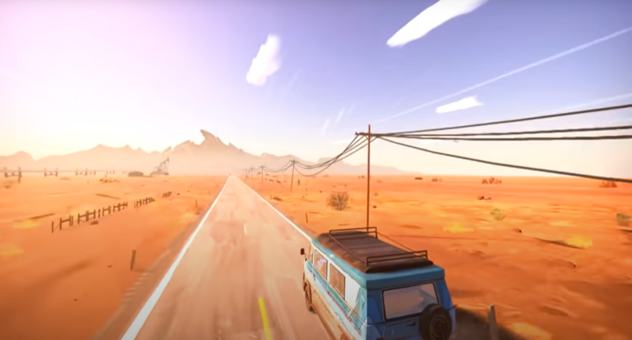 Road 96 Is An Upcoming Adventure Game About A Road Trip To Freedom