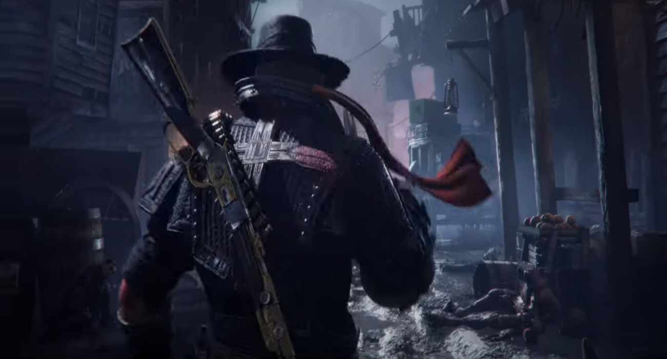 Evil West Is An Upcoming Western Shooter About Killing Vampires