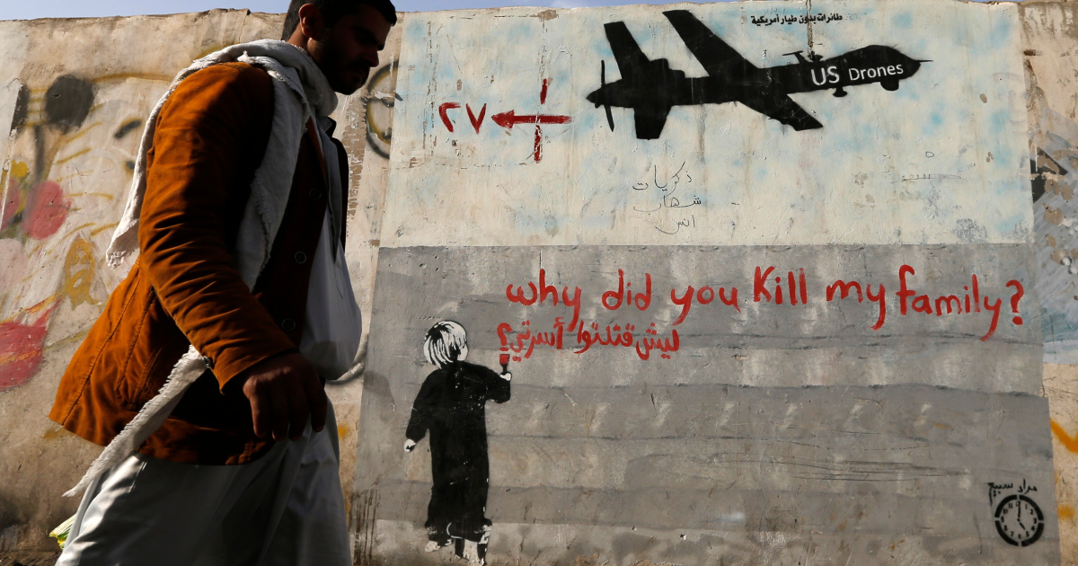 Why should the US be afforded the 'power of assassination'?