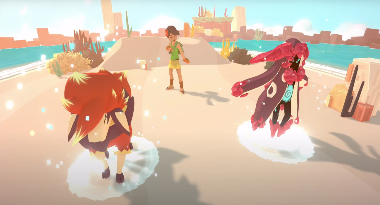 The Online Multiplayer Temtem Is Out Now On The PlayStation 5