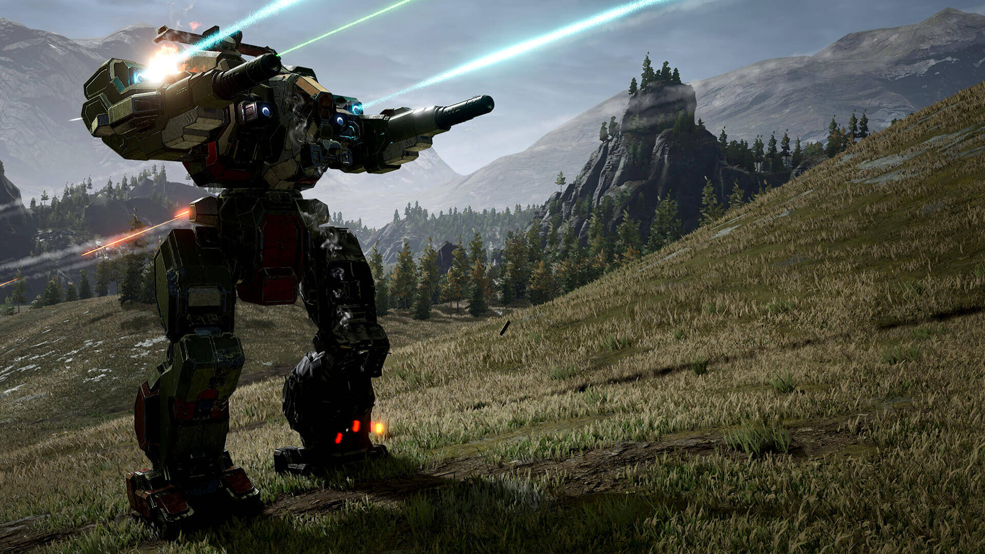 Update: New Xbox Release – Mechwarrior 5 Mercenaries Will Be Coming To Xbox Series One And X/S 2021