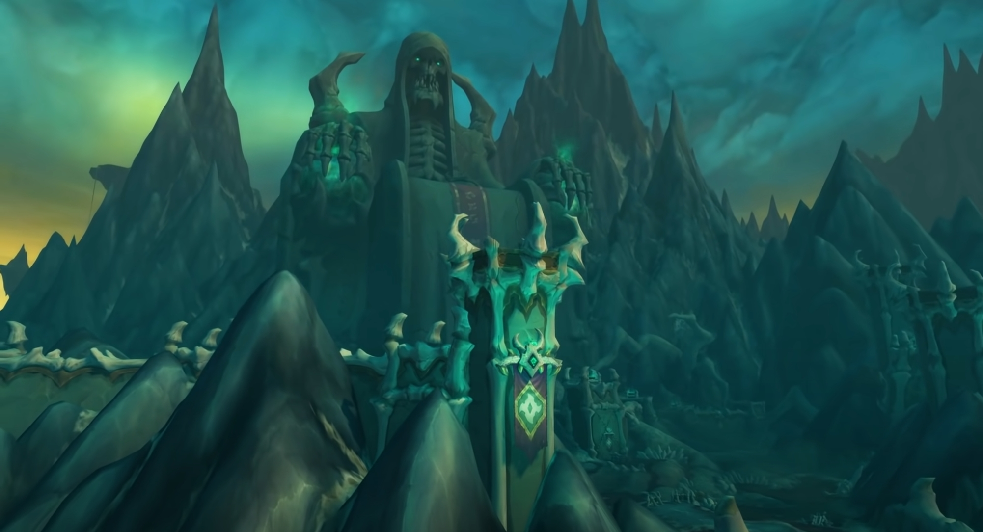 Players Begin Discussion Around Reroll Tokens In World Of Warcraft: Shadowlands As More Endgame Content Releases