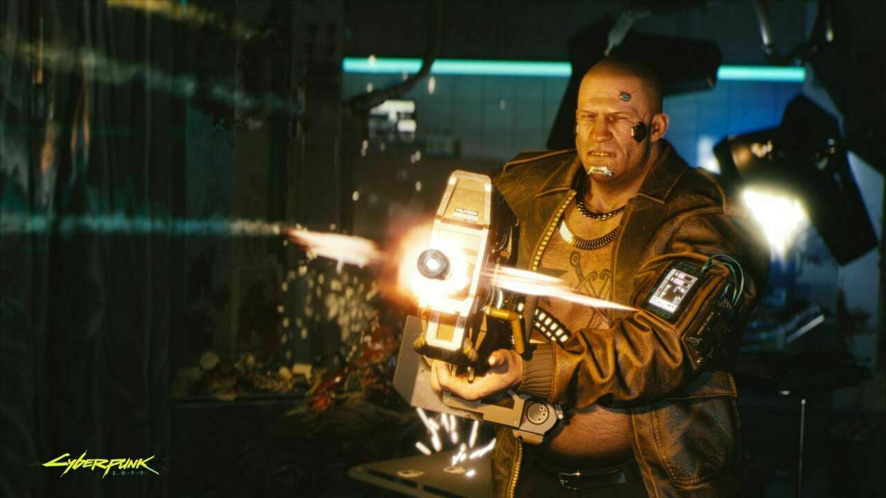 Cyberpunk 2077's PS5 Performance Has Been Revealed