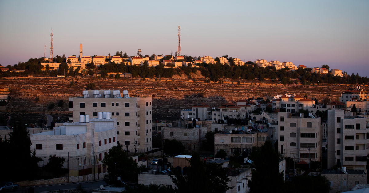 Bahrain 'will not allow' imports from Israeli settlements
