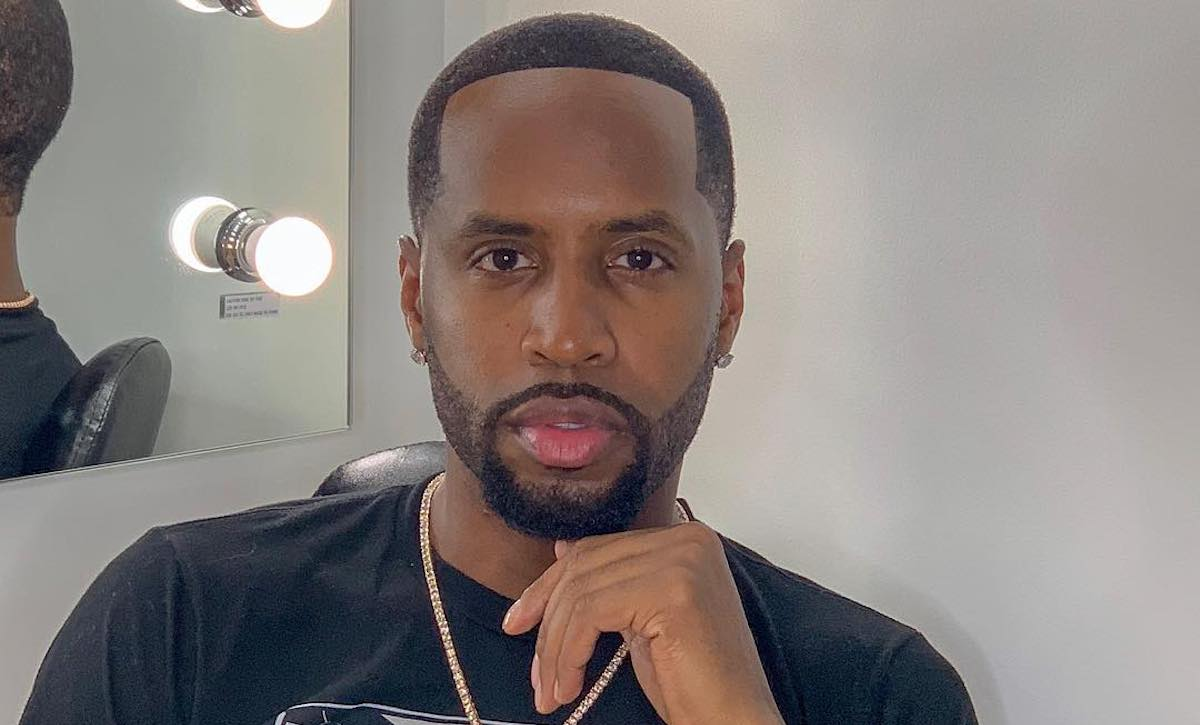 Safaree Shows Fans Some Amazing Products To Use When Exercising – Check Them Out In This Clip