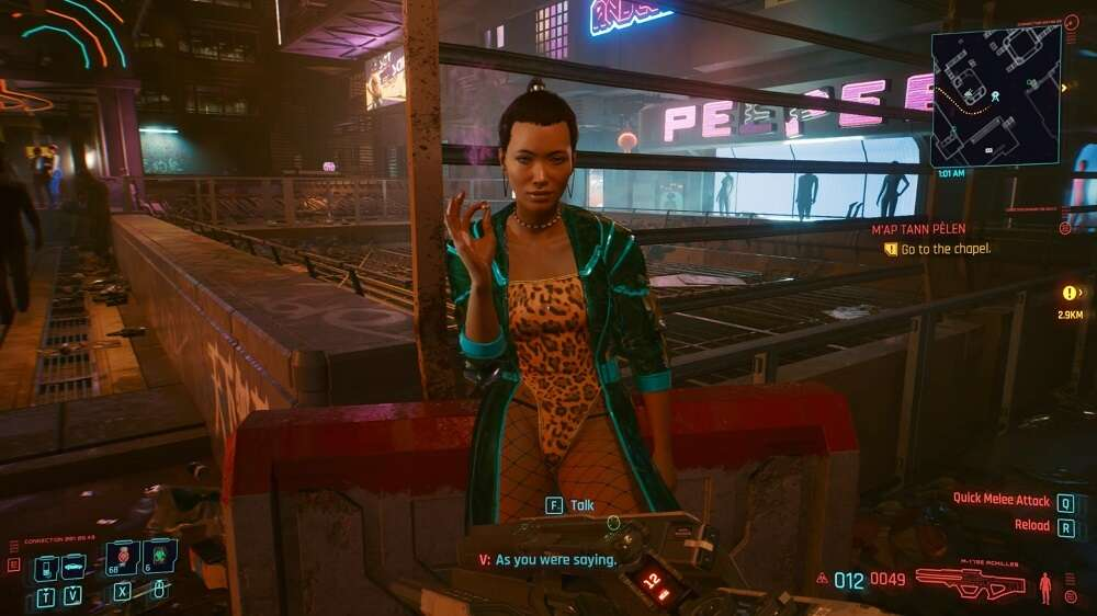 Cyberpunk 2077 Relationship Guide: How They Work And Who You Can Romance