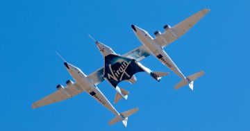 Virgin Galactic poised for launch from Spaceport America
