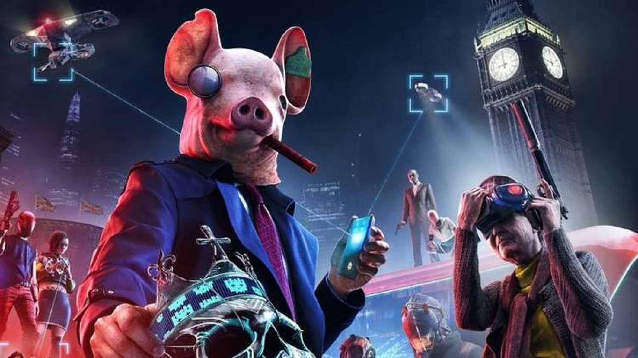 Watch Dog Legion Running On Identical Settings On Both PlayStation 5 And Xbox Series X