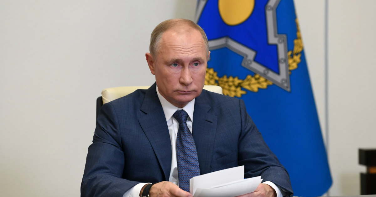 Putin orders start of Russia's mass COVID vaccination programme