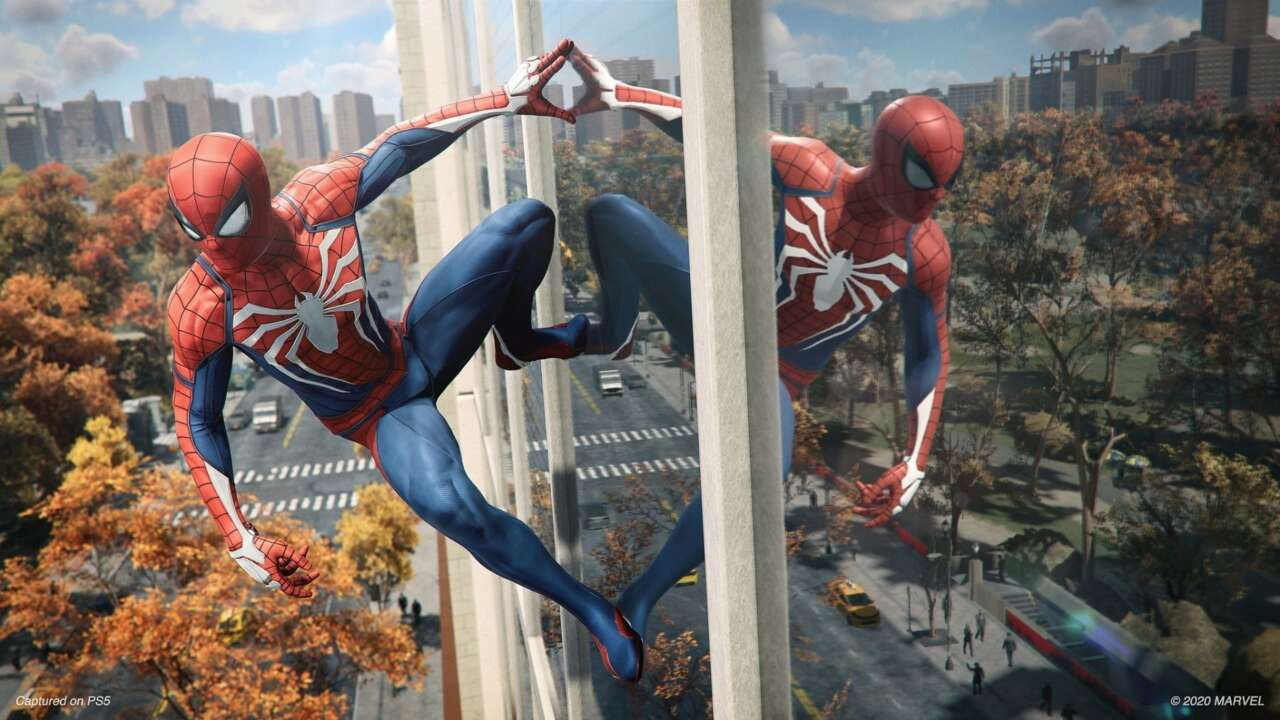 Spider-Man: Miles Morales Adds A New Ray Tracing Performance Mode
