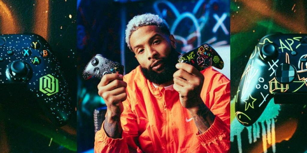 OBJ dreamed up these Xbox controller designs