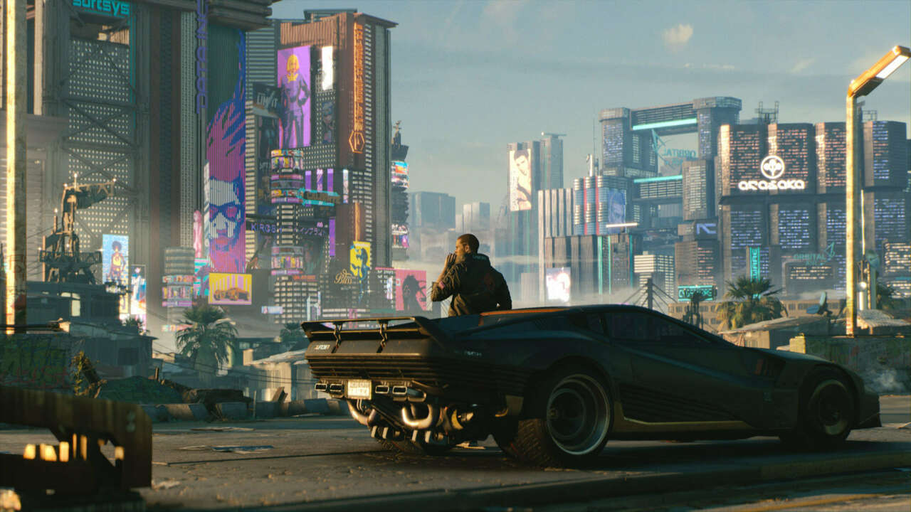 Cyberpunk 2077 Developer's Stock Is Taking A Beating In Poland