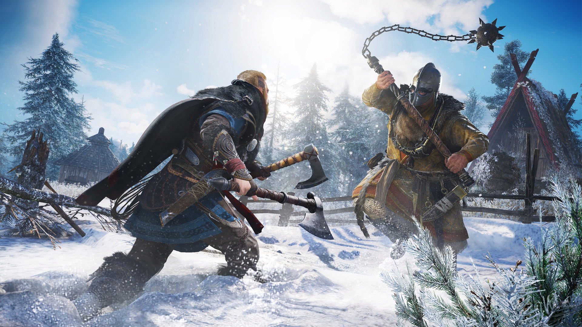 Assassin's Creed Valhalla Update 1.1.0 Notes, Will Be Released For PS4, PS5 Later Today