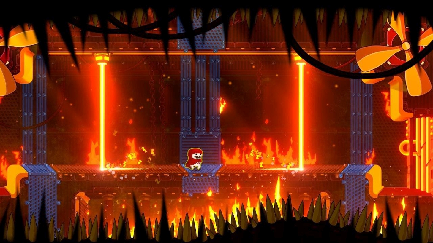 Find The Missing Socks In A Cursed Washing Machine In The Upcoming 2D Platformer Sockventure