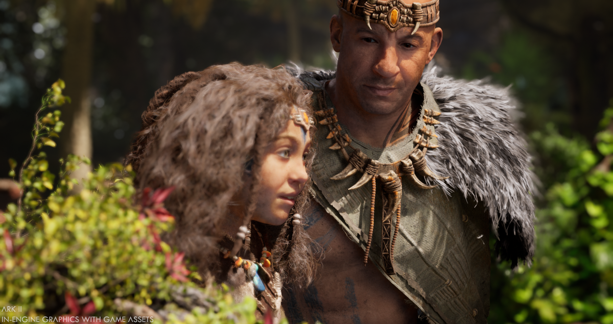 Vin Diesel Will Not Only Star In Ark 2, He's Also An Executive Producer