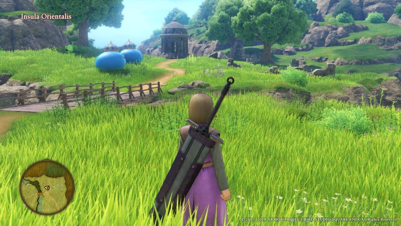 Two Major Dragon Quest Games On Switch Are Now Permanently $10 Cheaper
