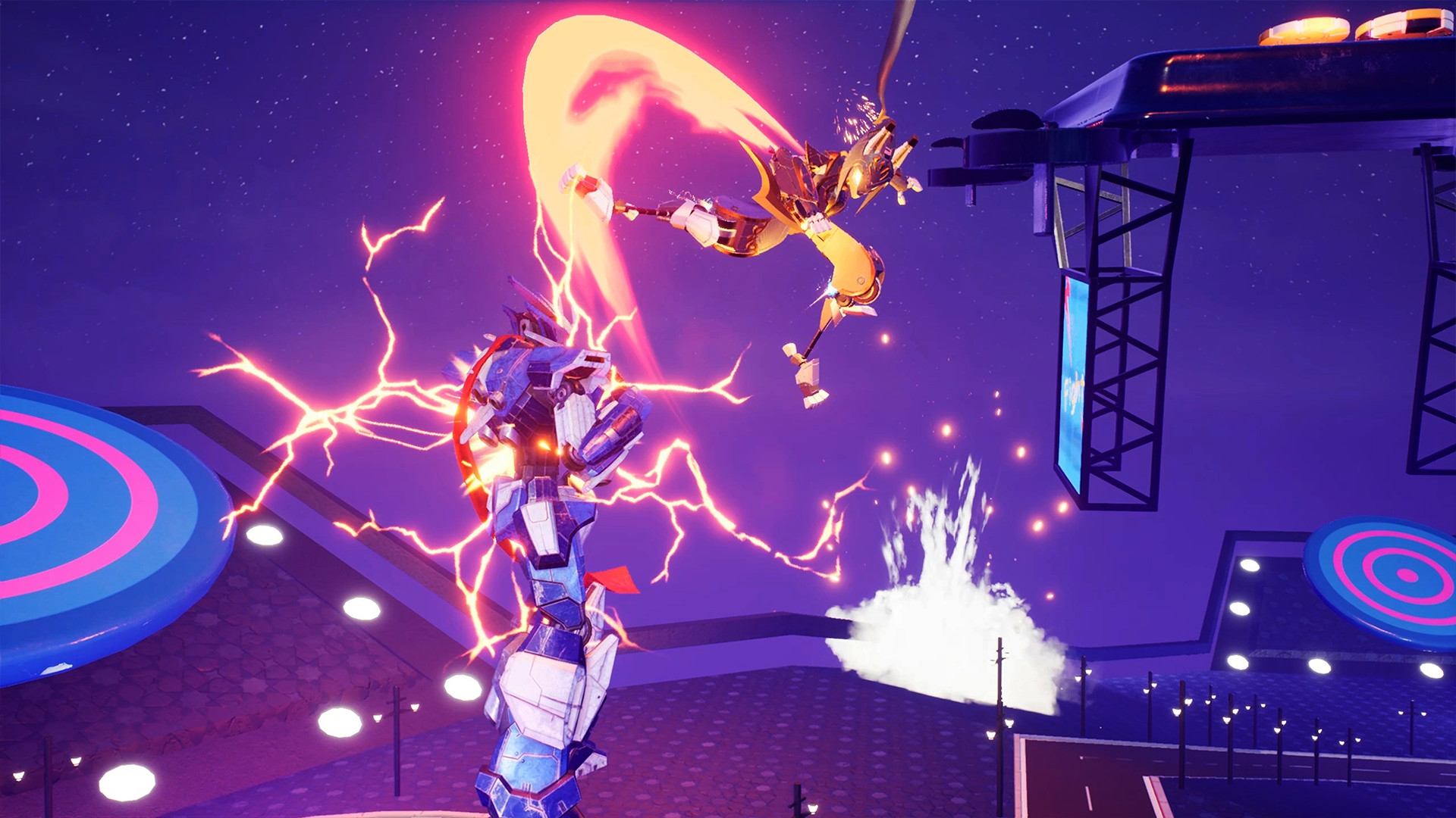 Giant Robot Brawler Override 2: Super Mech League Launches On December 22