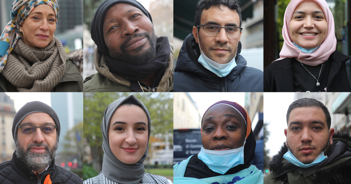 Amid a crackdown on 'separatism', how do French Muslims feel?