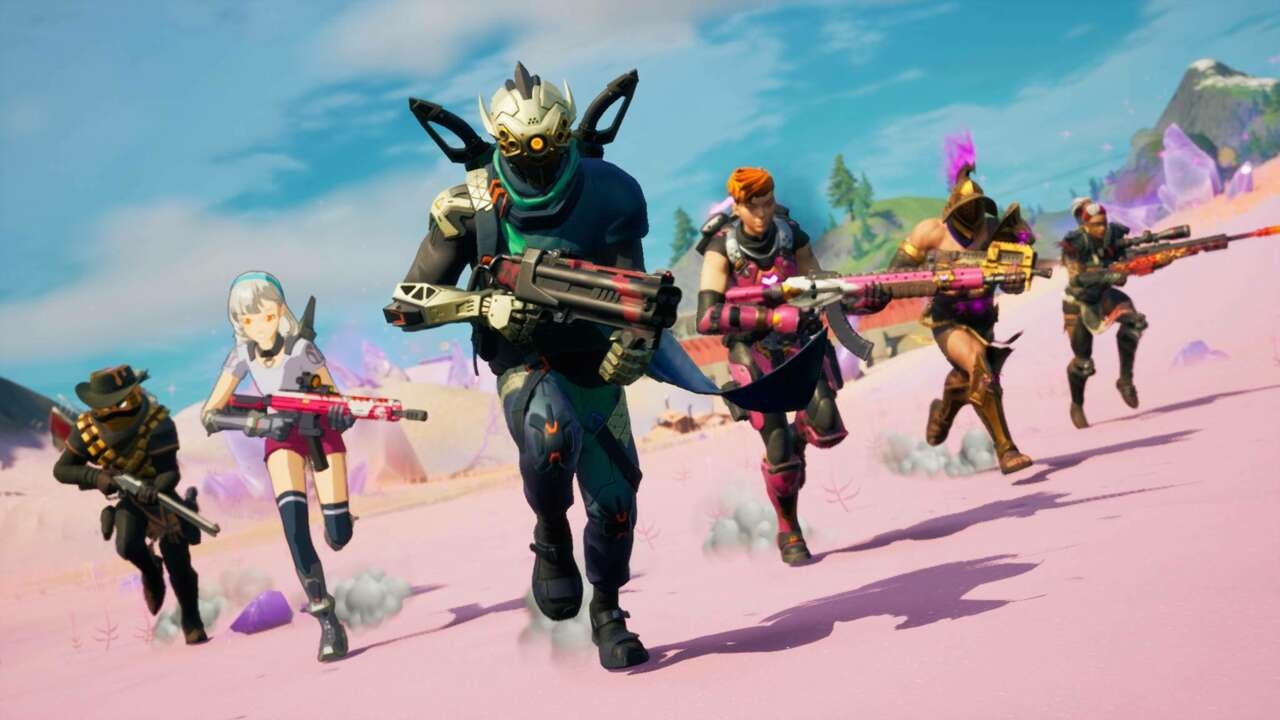 Fortnite's NPCs Are Interesting And Useless Punching Bags